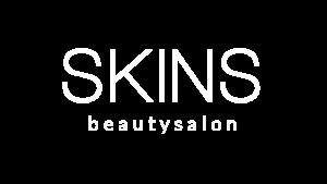 Logo negatief Skins Beautysalon Sint-Niklaas